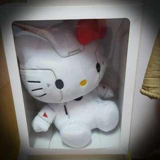【全新】Robot Kitty展 絨毛娃娃 (hello Kitty)