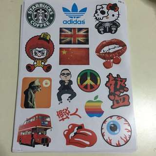 s-372 sticker