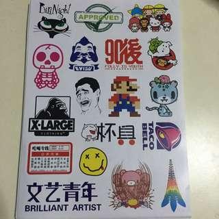 s-375 sticker