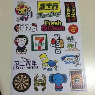 s-382 sticker【SALE】