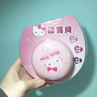 Kitty 溫寶貝 充電式暖暖蛋 電池