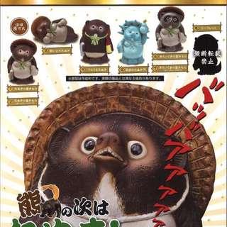 狸貓 扭蛋 狸貓 吉祥物 日本