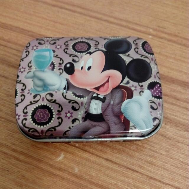 *二手*迪士尼小鐵盒