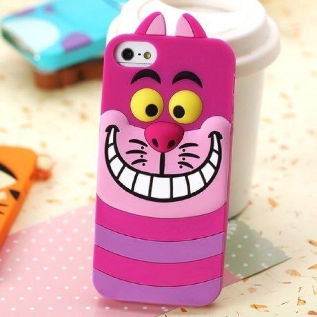 迪士尼 妙妙貓❤️iPhone 6 Plus防摔軟殼/手機殼