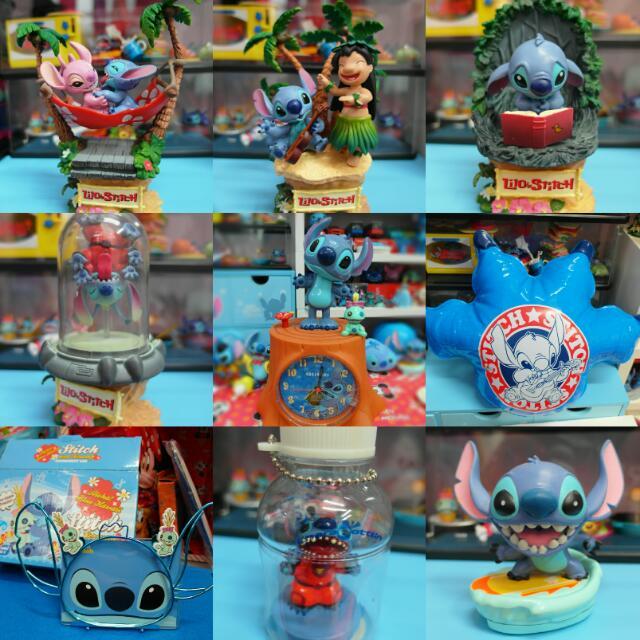 分享 史迪奇stitch收藏