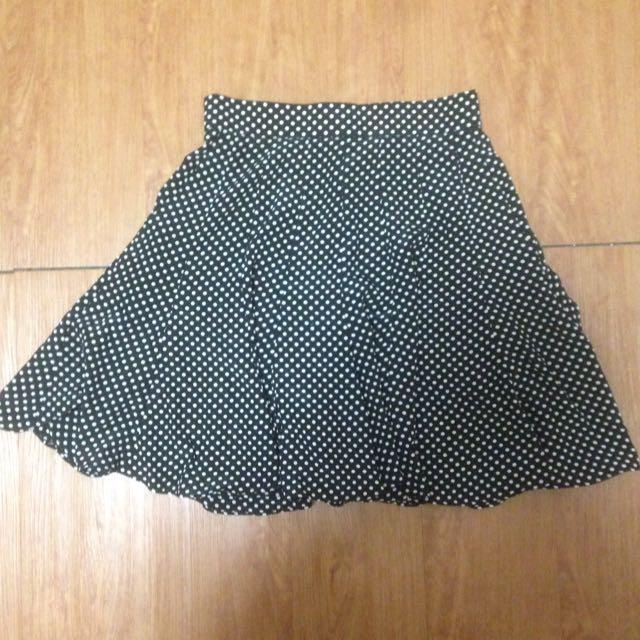 雪紡A字褲裙