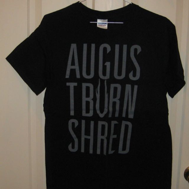 August Burns Red Music Metal T-shirt