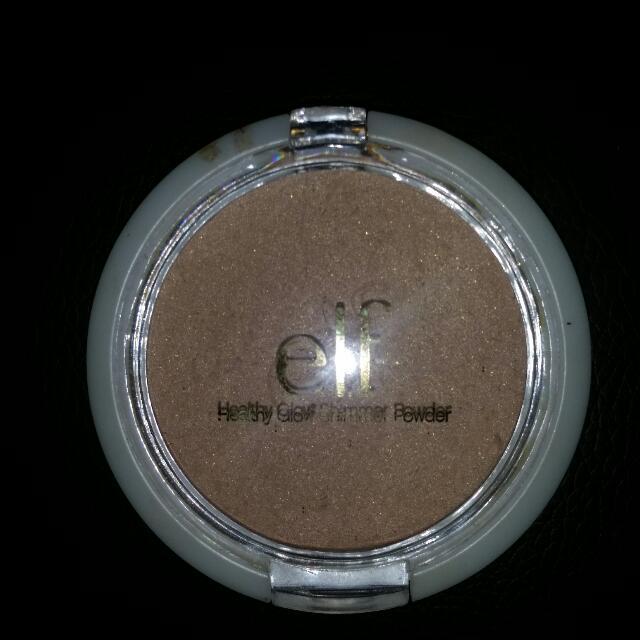 Elf Healthy Glow Shimmer Powder