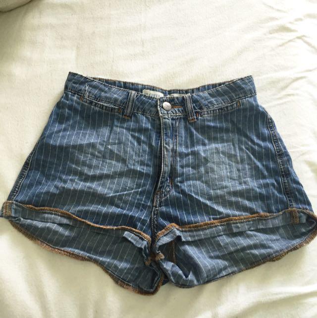 Hi Cheeky Wrangler Shorts