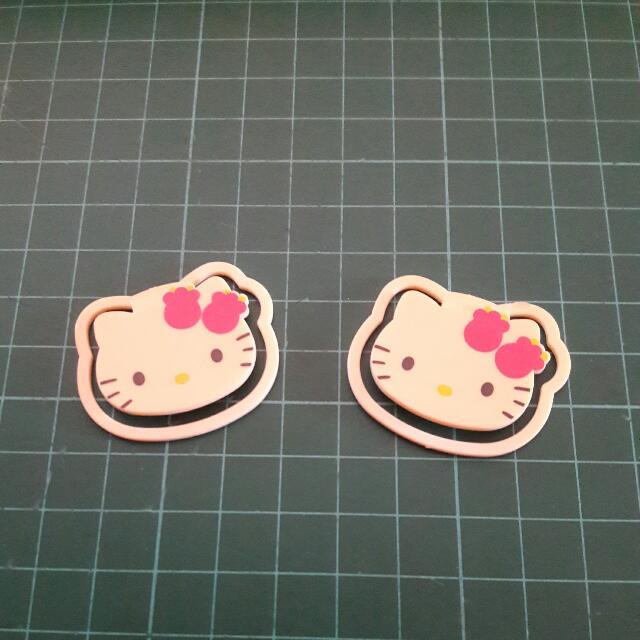 Kitty書籤(2入)
