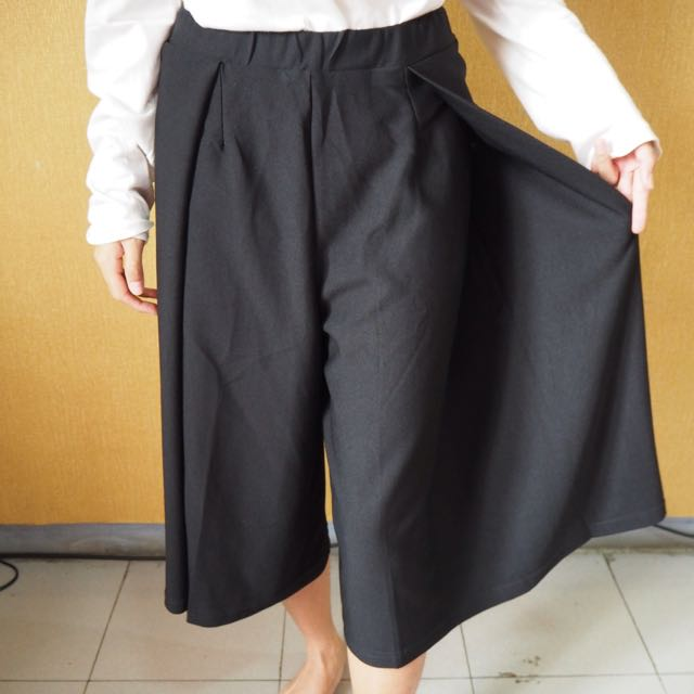 Layer Cullote Pants