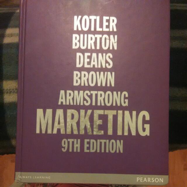 Marketing (Kotler Et Al)