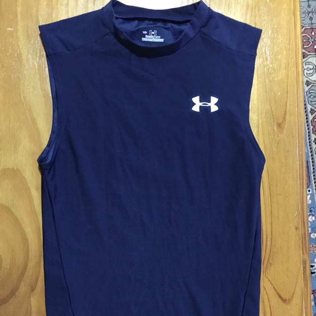 Underarmour Compression Singlet Top