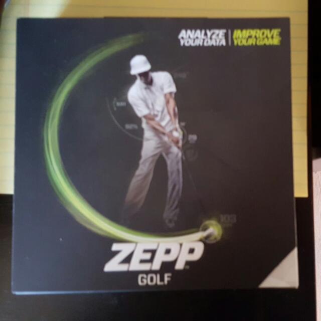 ZEPP Golf Swing