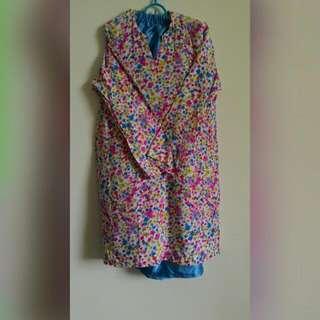 Baju kurung Pre Loved