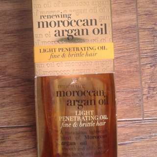 Renewing Moroccan Argan Oil
