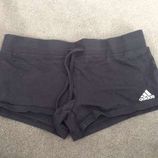 Black Adidas Running Shorts