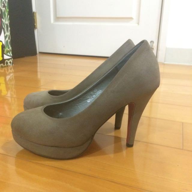10cm高跟鞋