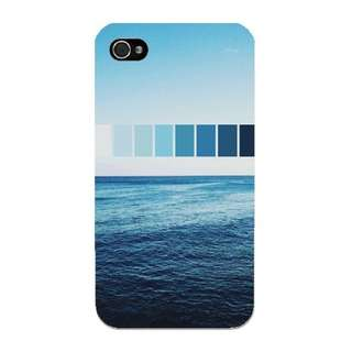Color Palette Ocean Phone Case