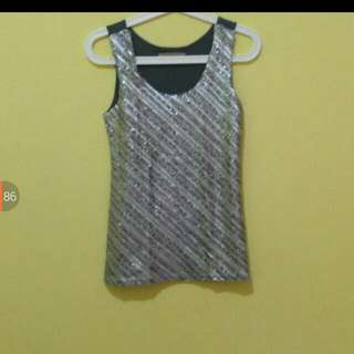 Sale 20% - Silver Top