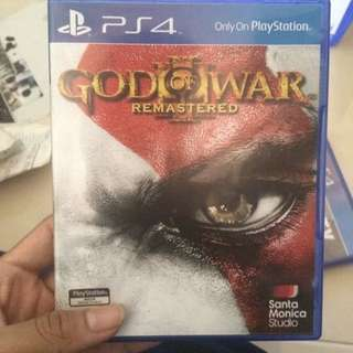 Ps4 Used God Of War