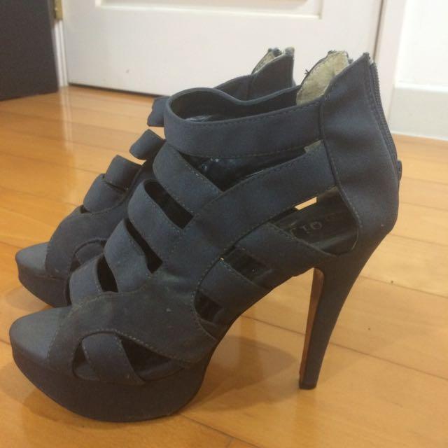 12cm高跟鞋