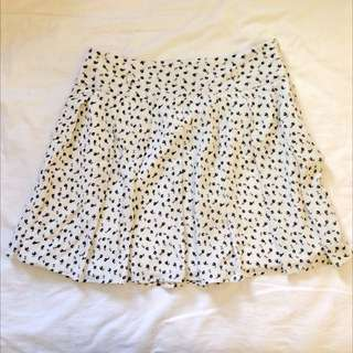 Patterned Skirt Size 12