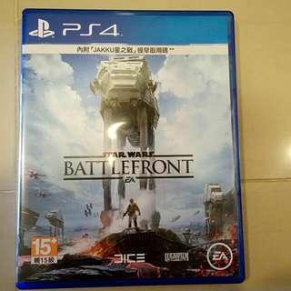 PS4 Star War 星際大戰 9.9成新 2/8購買