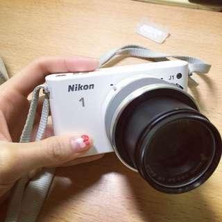 Nikon J1單眼相機