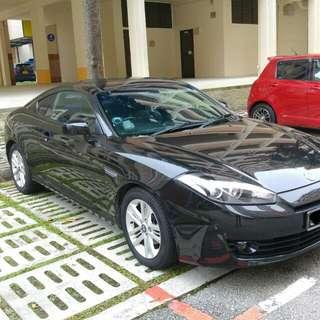 Hyundai Tuscani 2.0 GK FL 2.0