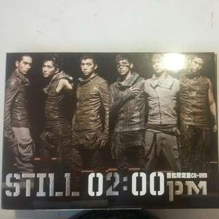 2pm - still 2pm台版專輯