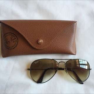 Reduced-RayBan Aviator RB3025 (Pre-owned)