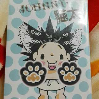 Johnny.貓太漫畫很新