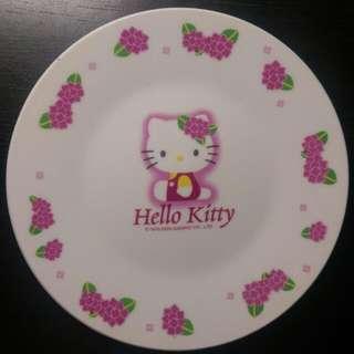 (售出)二手/Hello Kitty 盤子