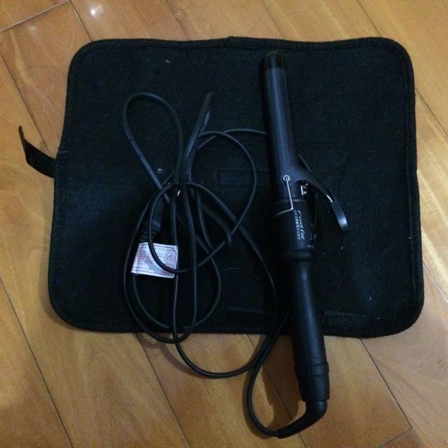 9.9成新💕富麗雅 25mm陶瓷電棒
