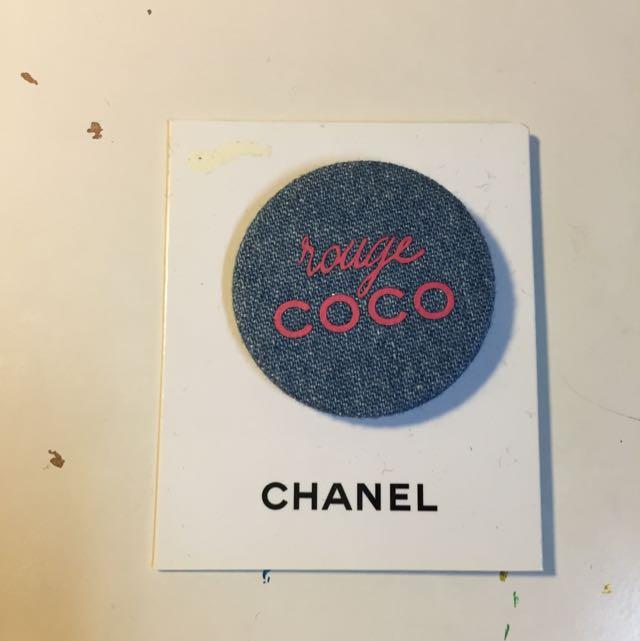 正品 Chanel 別針