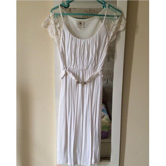 Ciel Lace Dress