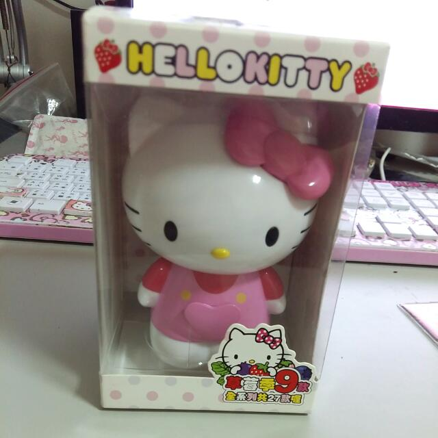 Hello Kitty 造型玩具公仔