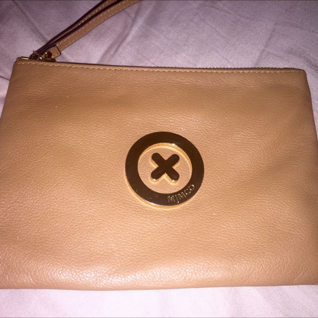 MIMCO Tanned Pouch
