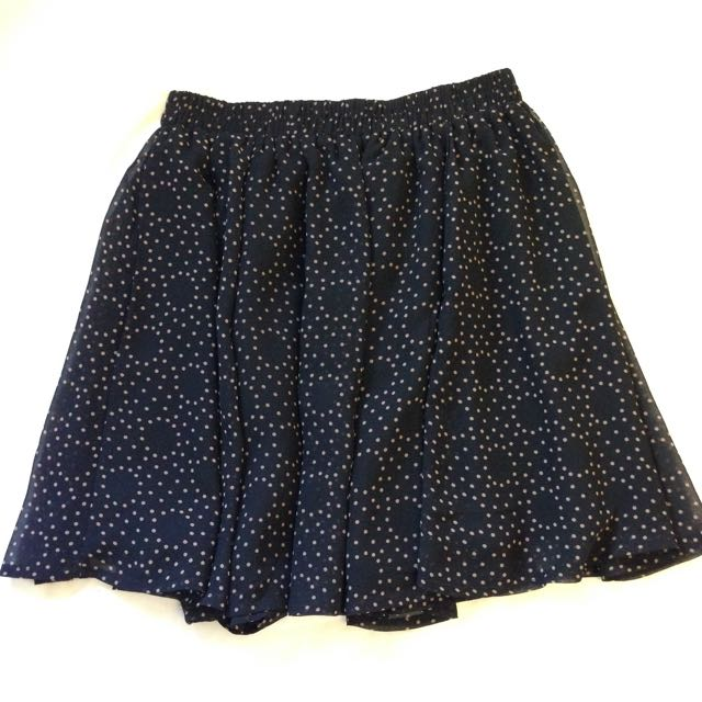 Quirky Circus Spotty Skirt Size 12
