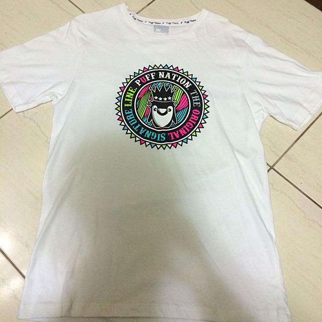 短袖T恤 尺寸:L