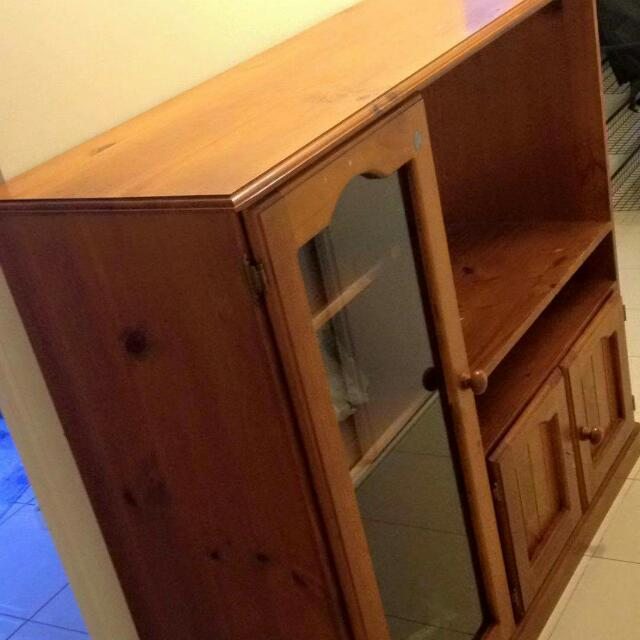 Tv Display Cabinet