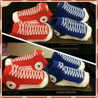 Converse Socks #Baby30