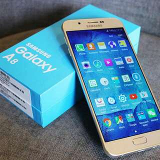 Samsung Galaxy A8(金色.32G)