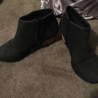 Size 6 Heal Bootie