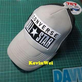 Converse Baseball Cap 棒球帽 可調整 分割帽 9成新