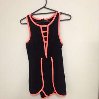 Size 10 playsuit