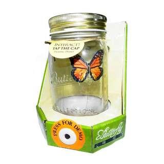 NEW Fluttering Butterfly In A Jar! (No Butterflies Were Harmed)