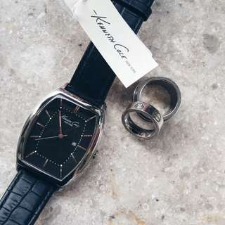 BRAND NEW KENNETH COLE WATCH FOR HIM