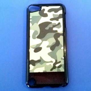 Apple iPod Touch 5 / 6 Camo Back Case